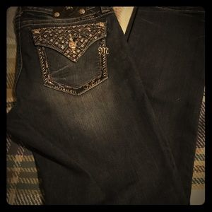 Miss Me Jeans - Miss Me Straight/Skinny Size 34 *Nvr worn*